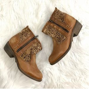 Coolway Musse & Cloud Ainhoa Lace Boots